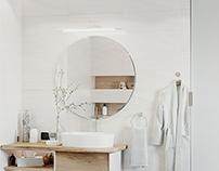 LIGHT BATHROOM