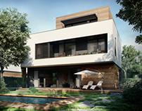 AMBER GARDENS - passive housing complex
