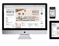 #C2C 13 WEBSITE