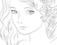 Lineart Illustrations