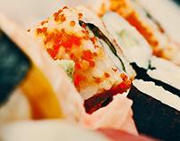 Vintage Sushi