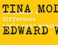 Tina Modotti e Edward Weston