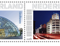 Stamp design for Eindhoven