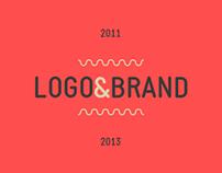 LOGO & BRAND 2011/2013