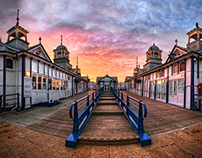 Eastbourne Pier - Photography