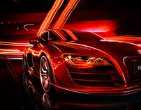 """Audi """"R8 GT Coupé"""""""