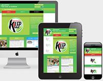 Handelsonderneming Klep website