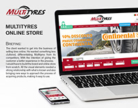 Multityres E-Commerce
