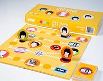 'Get Back'  Board Game