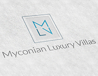 Logo Proposal for Real Estate Agency