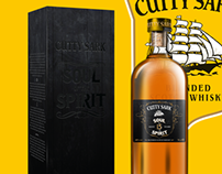 Cutty Sark - Portuguese Limited Edition