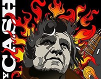 Creative Allies Contest - Johnny Cash Poster