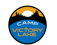 Camp Victory Lake Logo
