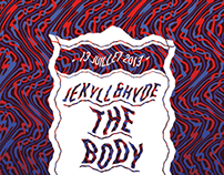Flyer / JEKYLL&HYDE : THE BODY