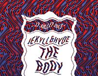 Flyer / JEKYLL&HYDE : THE BODY