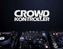 Crowd Kontroller Branding and Website