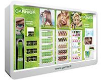 Garnier Green Wall