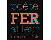 Création logo - Poète Ferrailleur - Lizio