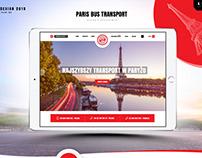 Paris Bus Transport