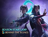 Season Start 2019 - Awaken