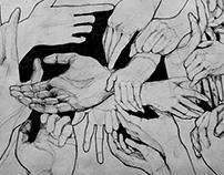 Hands Illustration 2