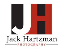 Jack Hartzman Photography Company Logo Set