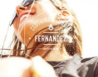 Fernandez Clothing - New Media