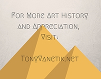Anatoly's Art History: Ancient Egypt