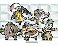 Food Fighters!