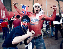 In Montreal hockey is a religion