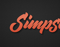David Simpson Logotype