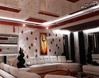 Appartement luxe Bejaia par FOXNAS DESIGN