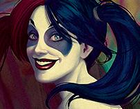Harley Quinn.