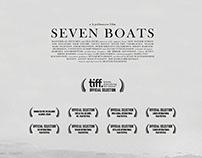 SEVEN BOATS | Poster |a h.pálmason film