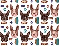 Pet Pattern Prints