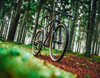 Wittson cross country titanium 29er Bestia Boost 159