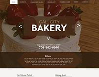 Personal Project of Cal City Bakery