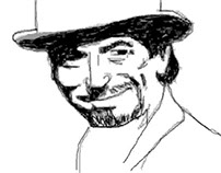 Joaquín Sabina Video Animation