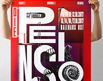 DIE PENSION poster