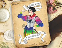 HEY HEY HEY - Katy Perry as Joan