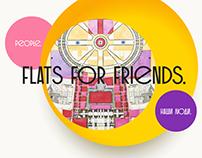 Flats For Friends | Сервис по поиску экспертов