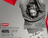 LEVI's Ads