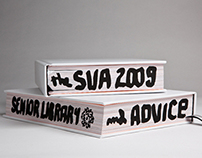 SVA Senior Library Book