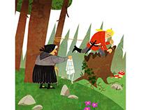 L'acciarino magico (edizioni EL-Trieste)
