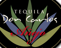 Packaging Tequila