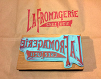 Cheese shop / Fromagerie Chez Lucie