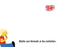 Prensa KitKat // Emoji Break