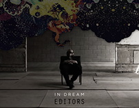 Editors - In Dream (Alternative Covers)