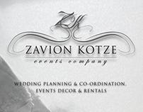 Zavion Kotze Events Company