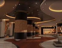 DAR MAREI HOTEL INTERIOR DESIGN - MAKKAH - SAUDI ARABIA